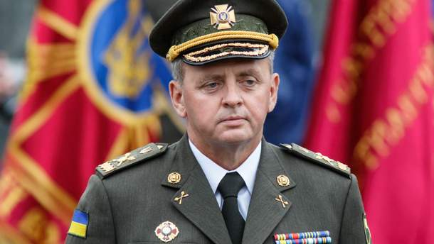 Про трагедію під Іловайськом, підступність Росії та перші успішні операції: інтерв'ю Муженка
