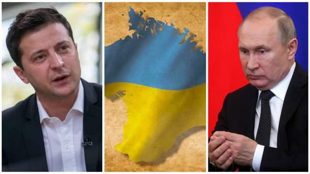 Вопрос Крыма для России вопросом не является