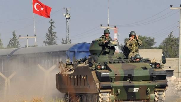 США ввели санкции против турецкого правительства через наступление на Сирию