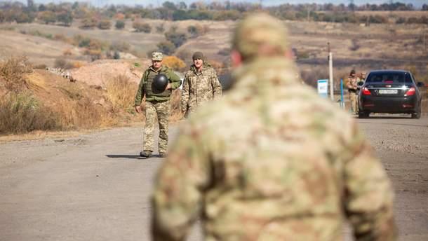 Розведення військ в Золотому відклали, – Офіс Зеленськог