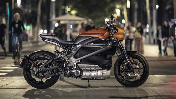 Harley-Davidson зняла з виробництва електромотоцикли LiveWire: причини