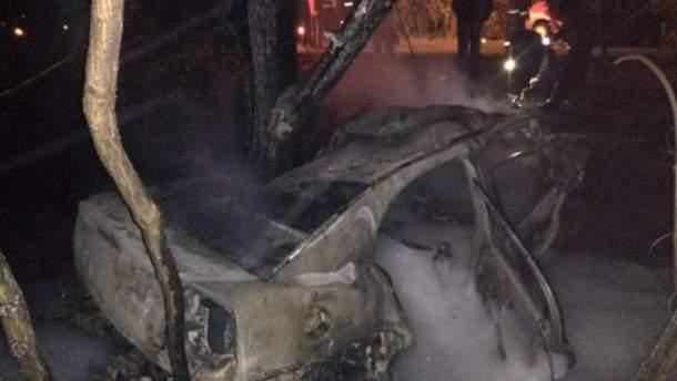 Аварія, що забрала життя 4 людей на Миколаївщині