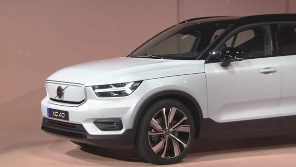 Volvo готує повністю електричний автомобіль з системою на базі Android