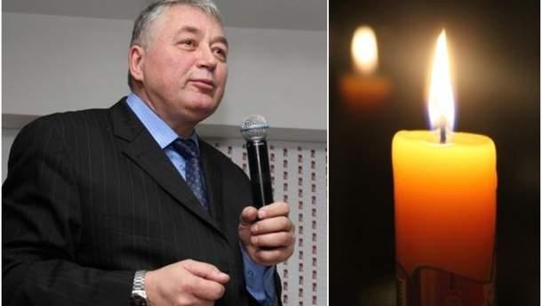 Помер відомий український письменник Володимир Панченко