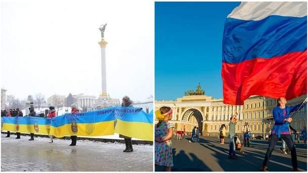 Как изменилось отношение россиян к Украине