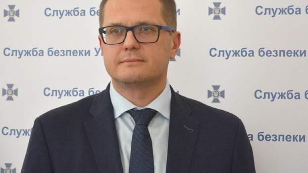 Баканов подал президенту проект закона о СБУ: что он предусматривает