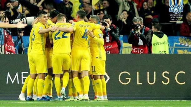 Як збірна України в Києві Португалію перемагала та на Євро-2020 виходила