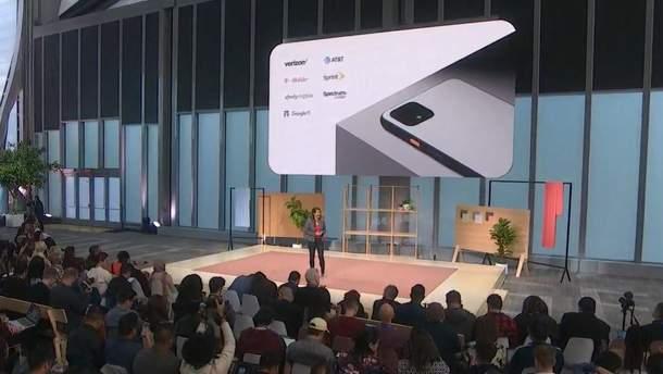 Google офіційно представила смартфони Pixel 4 та Pixel 4 XL: характеристики та ціна