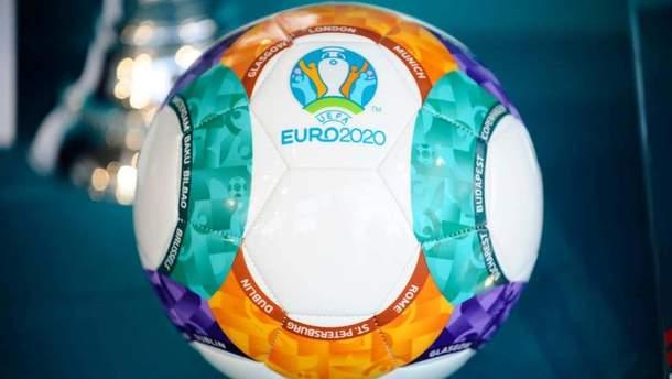 Кваліфікація Євро-2020: календар матчів та турнірна таблиця