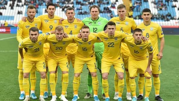 Украина на Евро-2020: вероятные соперники и где будут играть
