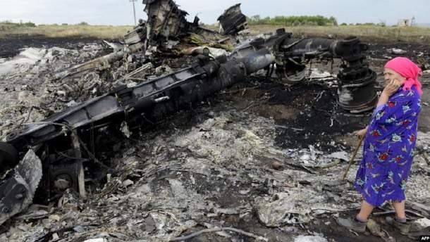 Медиа-отбросы начали оправдывать Россию в деле сбитого Боинга МН17