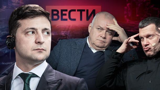 """""""Націоналістичний шабаш"""": чому Україна знову стала топ-темою на російському ТБ"""