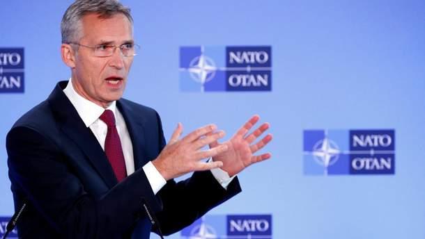 Генсек НАТО відвідає Україну: відома дата і мета візиту