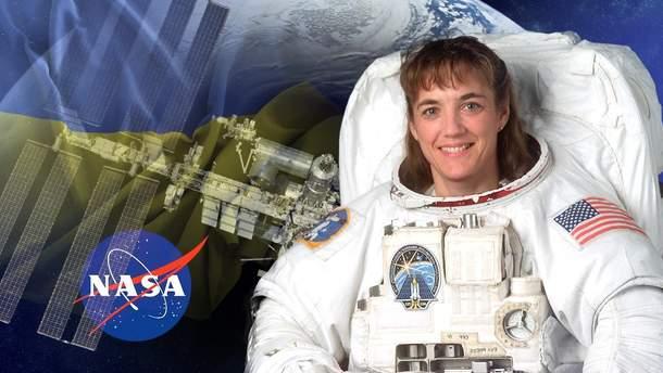 Українка, що підкорила космос: інтерв'ю з астронавткою NASA Гайдемарі Стефанишин-Пайпер