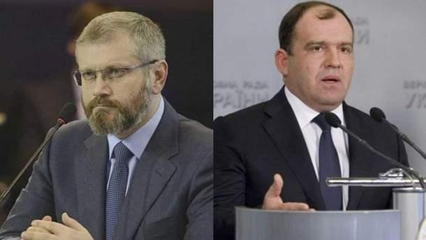 Олександр Вілкул і Дмитро Колєсніков