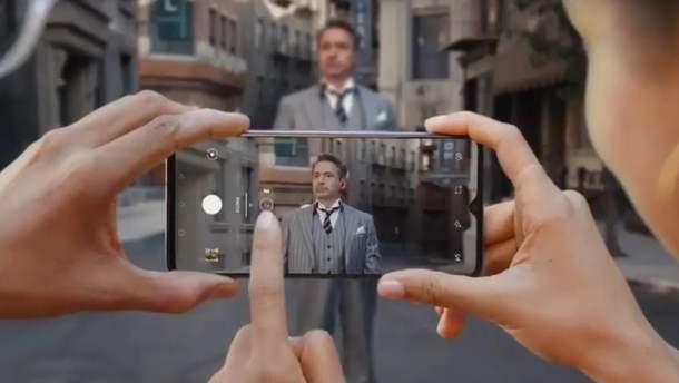 Роберт Дауні-молодший у рекламі OnePlus 7T