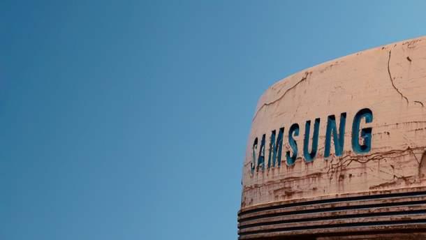 Виріз навпаки: Samsung запатентувала дивний смартфон – знімок