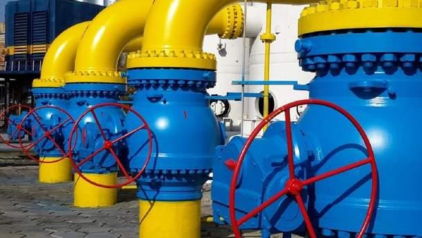 Давление на Украину из-за газа усилится