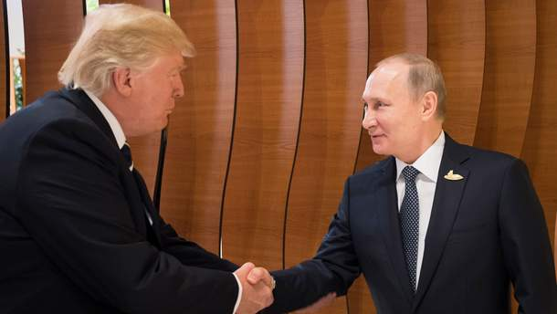 Трамп подарил Сирию Путину