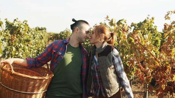Тарас Тополя і його дружина Альоша