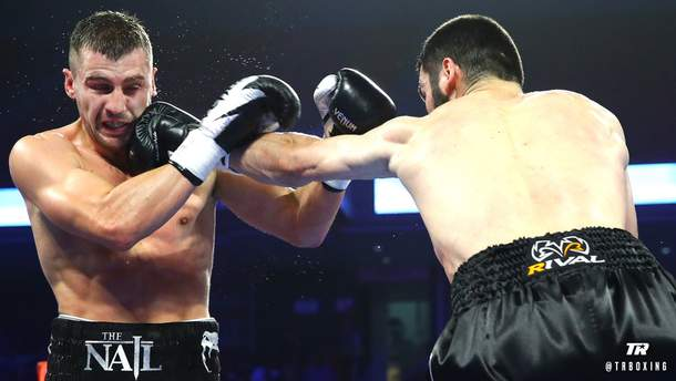 Гвоздик проиграл россиянину Бетербиеву чемпионский пояс WBC