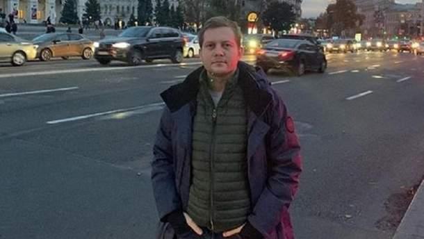 Российский пропагандист приезжал в Украину как связной Кремля