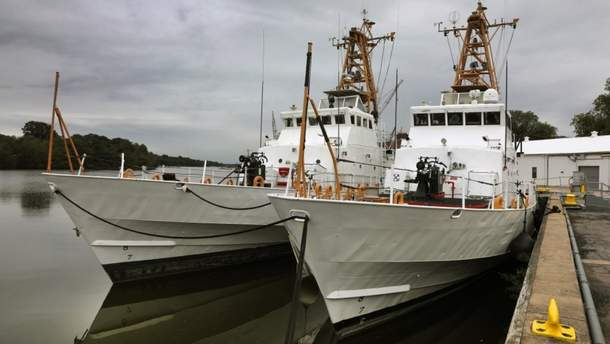 """Американские """"Айленды"""" плывут в Украину"""