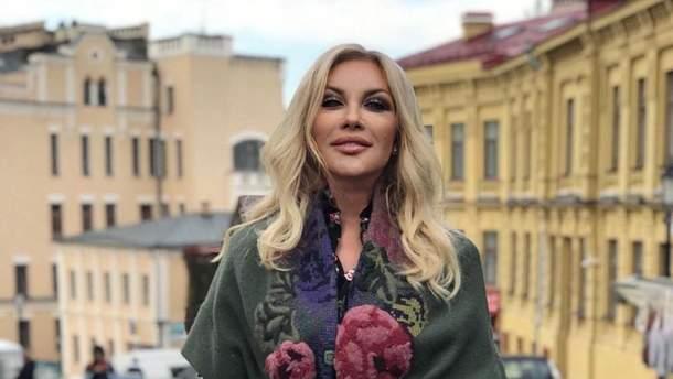 Российская гастролерша Таисия Повалий не выступит в Киеве: реакция артистки