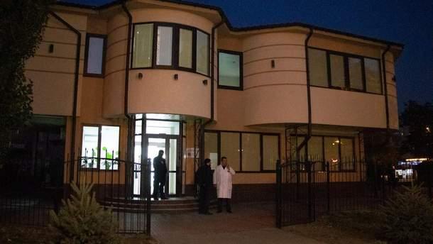 В Киеве обнаружили частную клинику, где торговали человеческими органами