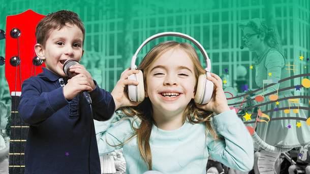 Может ли музыка помочь в развитии детям с аутизмом
