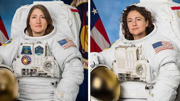 Історичний вихід: вперше у відкритий космос вийдуть лише жінки – онлайн-трансляція