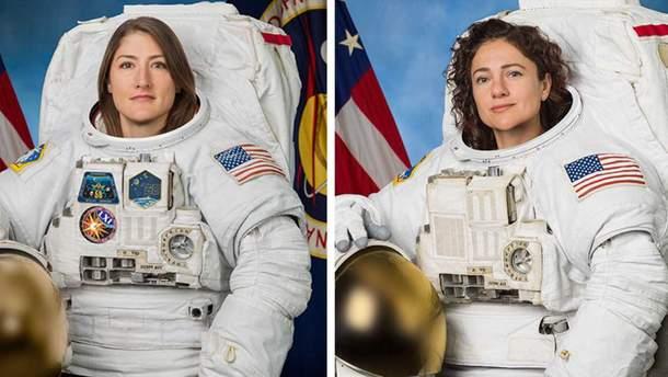 Первый в истории выход в космос женщин-астронавток закончился успешно