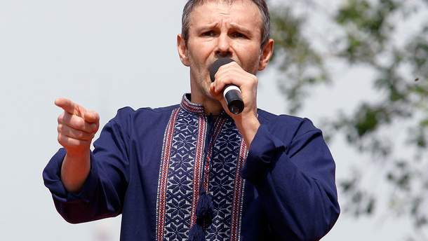 Святослав Вакарчук хочет создания украинской дорожной карты для решения конфликта на Донбассе