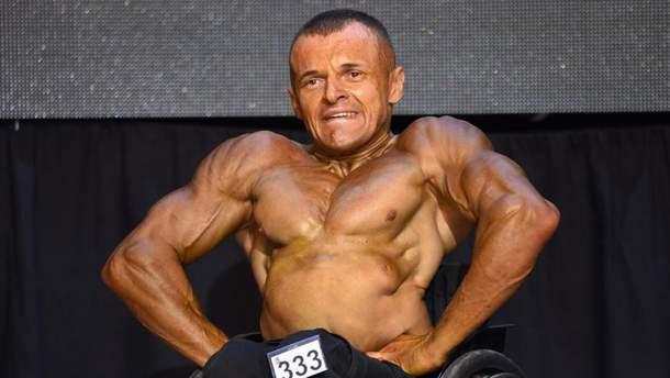 Завдяки спорту я не зламався після травми, несумісної з життям, – пауерліфтер Павло Козак