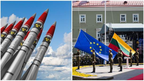 Ядерного оружия в Литве не будет?