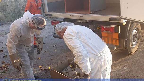 Правоохранителям удалось устранить угрозу распространения радиации