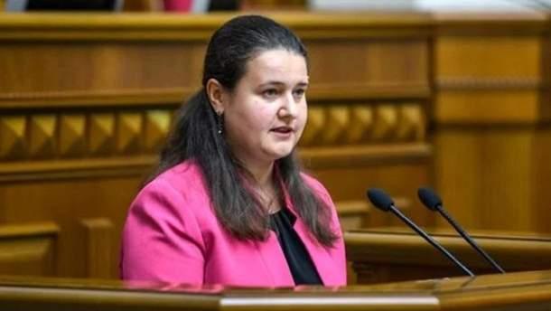 Маркарова рассказала о достигнутых результатах от визита в США