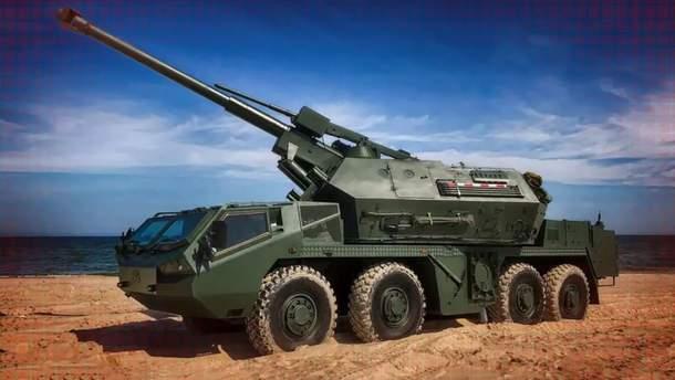 """Техника: Гаубица """"Дана М2"""" второй раз покоряет Украину. Армия избавляется от звания прапорщик"""