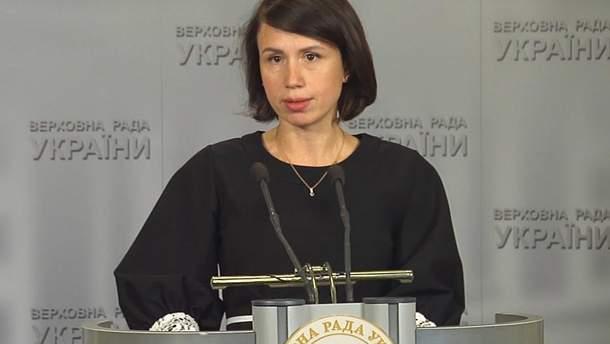 Тетяна Чорновол облаяла журналіста