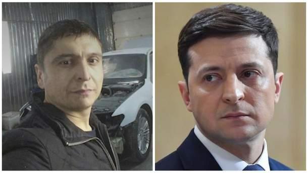 Двійника Зеленського знайшли у Москві: кумедні фото та відео