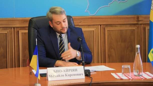 Председатель Киевской ОГА уходит в отставку: Лучше умереть раз, чем ползать на коленях