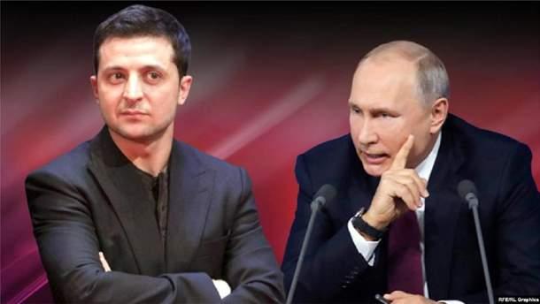 Россия хочет подорвать доверие к президенту Зеленскому, – дипломат