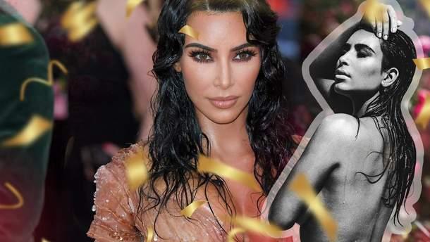 Интим-видео, плагиат лого и слишком эротические фото: 6 самых громких скандалов с Ким Кардашян