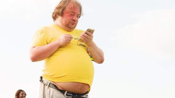 Шкода зайвої ваги