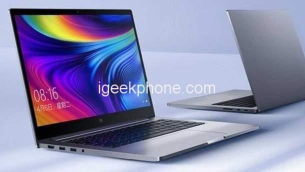 Xiaomi выпустила новую линейку ноутбуков Mi Notebook Pro 15.6 Enhanced Edition: цена