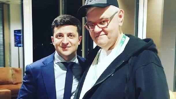 Сергій Сивохо – радник секретаря РНБО: фотодоказ