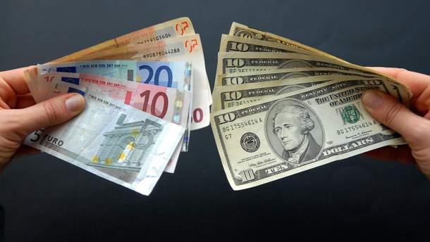 Готівковий курс валют на 22.10.2019: курс долару та євро