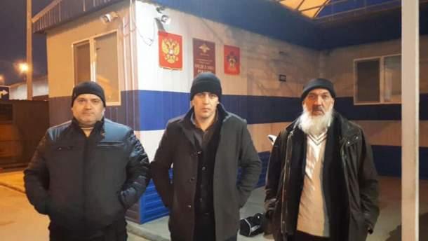 Затримання кримських татар