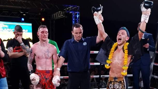 Українець Мезенцев став чемпіоном світу з муай-тай: відеоогляд яскравого бою