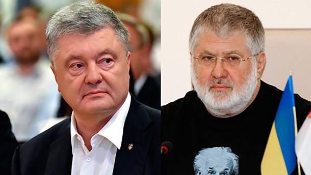 Коломойский угрожает Порошенко судом – детали